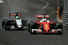 Force India plant 2017 Angriff auf Ferrari