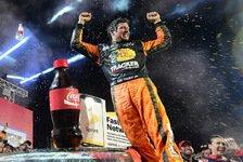 NASCAR - Hochverdienter erster Saisonsieg für Truex