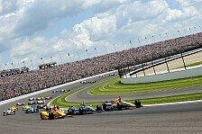 Indy 500: TV-Übertragung, Starterliste, Zeitplan