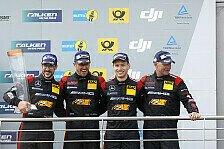 24 h Nürburgring - Podest beim 24-Stunden-Rennen für Maximilian Götz