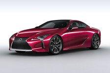 Neuer Luxus-Flitzer von Lexus im Anmarsch