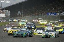 24 h Nürburgring - Termin für Rennen 2017 steht fest