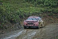 WRC - Video: Zweiter Test des 2017er Citroen in Portugal