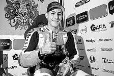 Moto2 - Luis Salom - ein Nachruf
