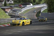 eSports - Grüne Hölle ruft: Debüt der 24h Nürburgring
