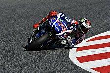 MotoGP - Streckenlayout großer Nachteil für Lorenzo