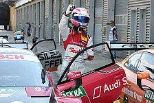 DTM - Molina führt Audi zum Doppelsieg