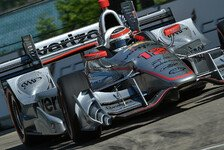 IndyCar - Bourdais und Power siegen in Detroit
