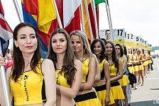 DTM - Bilder: Lausitzring - Grid Girls