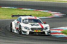 DTM - Rosenqvist vor Debüt: Nervös, aber bereit