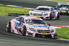 DTM - Live-Ticker: News-Splitter vom Lausitzring