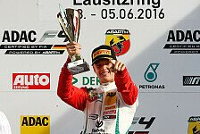 ADAC Formel 4 - Mick Schumacher großer Sieger am Lausitzring