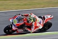 MotoGP - FP1 in Assen geht an Iannone