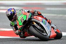 MotoGP - Bradl hadert in Assen mit Wetter und Technik