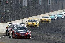 Carrera Cup - Doppel-Podium für Lechner Huber Racing