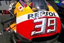 MotoGP - Gedenken an Salom soweit das Auge reicht