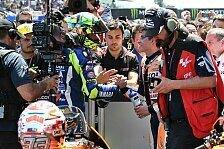 MotoGP - So entwickelte sich die Beziehung Rossi-Marquez