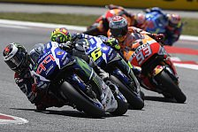 Nach Unglück von Luis Salom: MotoGP-Umbau am Circuit de Catalunya in Barcelona