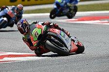 MotoGP - Aprilia in Assen: In den Top-10 festsetzen