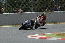 MotoGP - Bilder: Katalonien GP - Kollision Lorenzo vs. Iannone