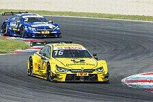 DTM - Spengler am Norisring: Klappt's auch mit BMW?