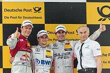 DTM - Bilder: Lausitzring - Sonntag