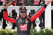 NASCAR - Kurt Busch gewinnt im Spritsparmodus