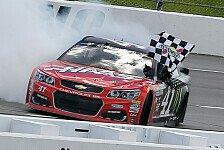 NASCAR - Bilder: Axalta 'We Paint Winners' 400 - 14. Lauf