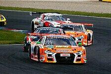 ADAC GT Masters - kfzteile24 APR Motorsport: Punkte in der Lausitz
