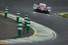 Toyota dominiert den Testtag in Le Mans