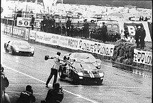 24 h von Le Mans - Video: Fords Le-Mans-Triumph 1966: Chris Amon erinnert sich