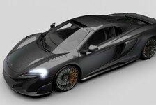 Auto - McLaren stellt MSO Carbon Serie LT Edition vor