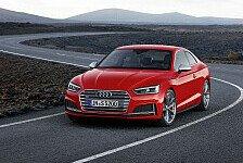 Auto - Sportliche Eleganz - das neue Audi A5 und S5 Coupe