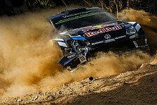 WRC - Mikkelsen in Polen: Sind aller guten Dinge drei?