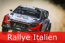 WRC - Ticker: News-Splitter Rallye Italien 2016