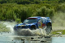 WRC - Bruno Saby gewinnt Auftakt zur Rallye Tunesien