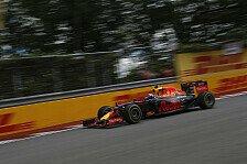 Formel 1 - Red Bull: Dritte statt zweite Kraft
