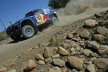 WRC - Bruno Sabys großartiger Tag