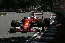 Formel 1 - Räikkönen abgeschlagen - Ferrari jubelt