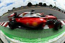 Formel 1 - Vettel: Gefährliche Update-Attacke auf Mercedes