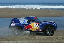 WRC - Rallye Por las Pampas: Saby holt ersten VW-Sieg