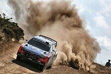 WRC - Rallye Italien: Die Stimmen vor dem Finale