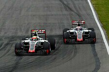 Formel 1 - Trotz Kollision: Keine neuen Spielregeln bei Haas