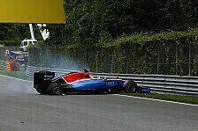 Formel 1 - Bilder: Kanada GP - Haryanto-Unfall