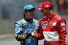 WM-Titel in Brasilien? Mercedes-Pilot Nico Rosberg wäre nicht der Erste