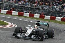 Formel 1 - Polesetter Hamilton: Es war noch viel mehr drin