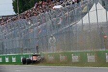 Formel 1 - Sainz-Unfall in Kanada: Depp statt Held
