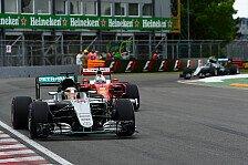 Formel 1 - Favoriten-Check: Droht Hamilton Ärger?