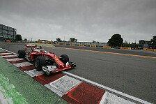 Formel 1 - Räikkönen hadert erneut mit Haarnadel-Kurve