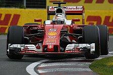 Formel 1 - Vettel: Enttäuscht nach Kanada-Qualifying